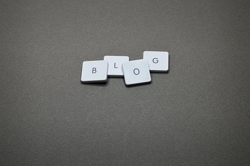Blog, Keyboard, Key, Button, Technology, Text, Type