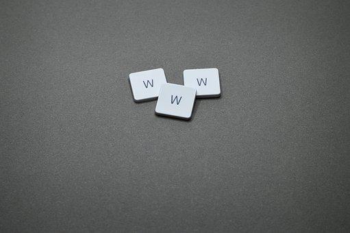 Www, Keyboard, Key, Button, Technology, Text, Type