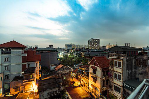 Urbanization, Building, Sky, House, Home