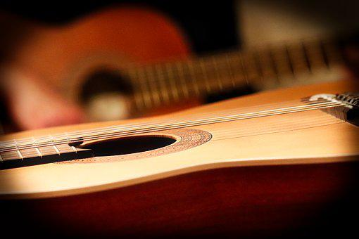 Classical Guitar, Guitar, Acoustic Guitar, Instrument