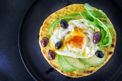 Avocado, Egg, Toast, Food, Healthy, Breakfast