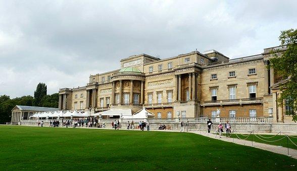 Buckingham Palace, Garden, England, London, Royal