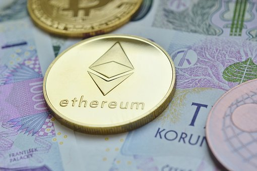 Ethereum, Cryptocurrency, The Value Of The, Eth, Coins