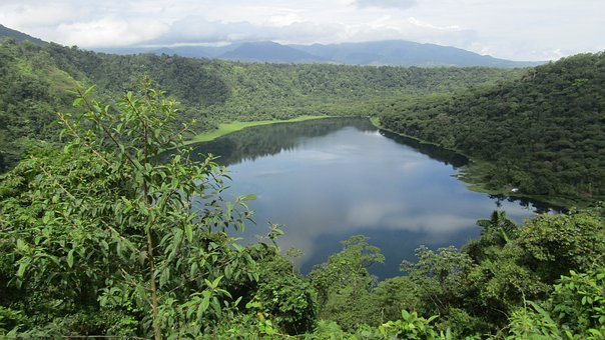 Lake, Nature, Landscape, Waters