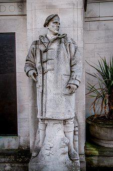 War, Memorial, Statue, Warrior, Monument, Defense