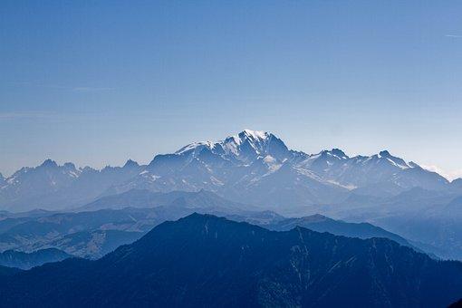 Mountain, Mountains, Chamonix, Alpine, Landscape