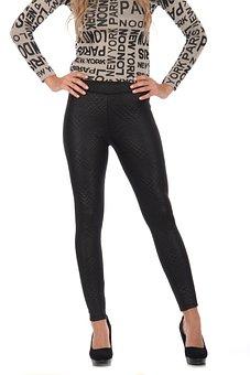 Model, Woman, Pants, Leg, Fit, Diet, Thin, Long, Girl