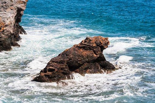 The Iguana, Spain, Murcia, El Mar Menor, Summer