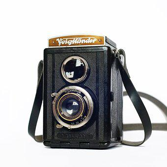 Old, Film, Camera, Retro, Photography, Vintage, German