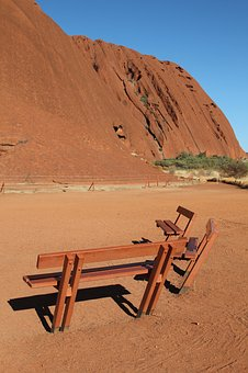 Seat, Rock Chair, Outdoors, Wood, Wooden, Rest, Sit