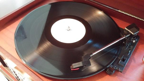 Record Player, Turntable, Record, Audiophile, Vinyl