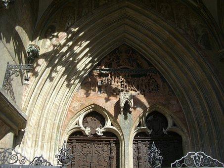 Portal, Archway, Southeast Portal, Bridal Portal