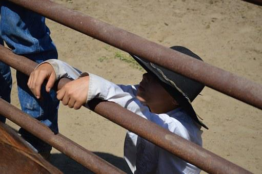 Talahi, Ranch Hand, Gate Kid, Cowboy, Rodeo, Event