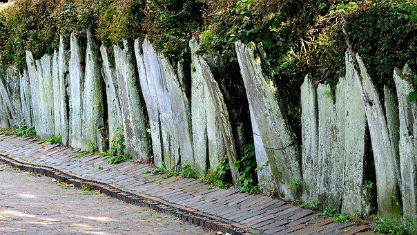 Fence Historic, Whalebone, Whaling