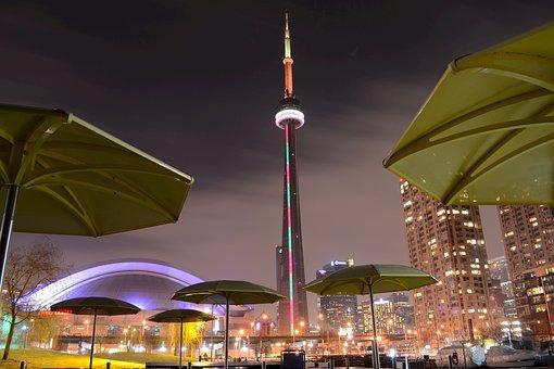 Toronto, Urban Park, Hto, Canada, Cityscape, Skyline