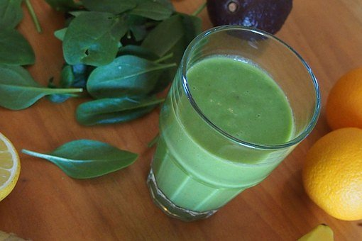 Green Smoothie, Mixed Drink, Juice, Fruit, Vegetables