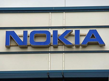 Logo, Nokia, Company, Lettering, Font, Letters