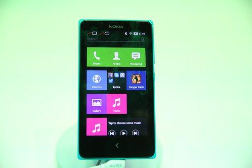 Nokia, Windows Phone, Mobile Phone, Microsoft