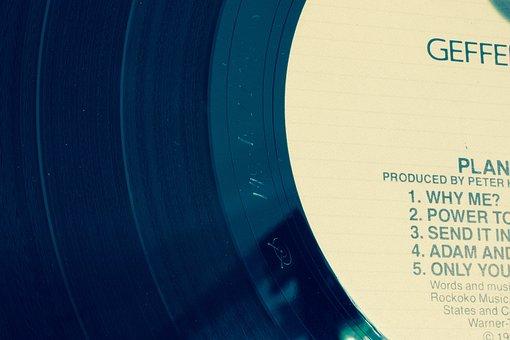 Record, Vinyl, Music, Tinge, Turntable, Nostalgia