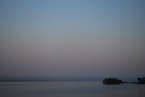 Horizon, Whale Bay, Namibia, Sea, Sunset, View, Views