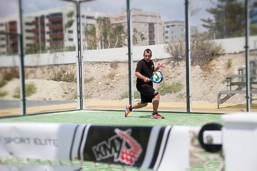 Paddle, Player Paddle, Sport, Paddle Tennis Court
