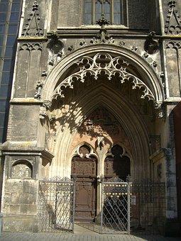 Portal, Southeast Portal, Bridal Portal, Court Portal