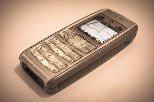 Mobile Phone, Phone, Old, Retro, Mobile, Cellphone