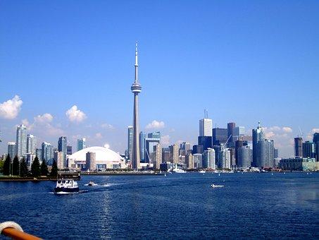 Toronto, City, Skyline