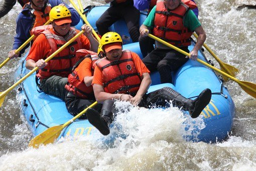 Rafting, River, Raft, Boat, Water, Adventure, Sport