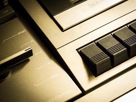 Technology, Turntable, Kassettenrekorde3r, Hang Up