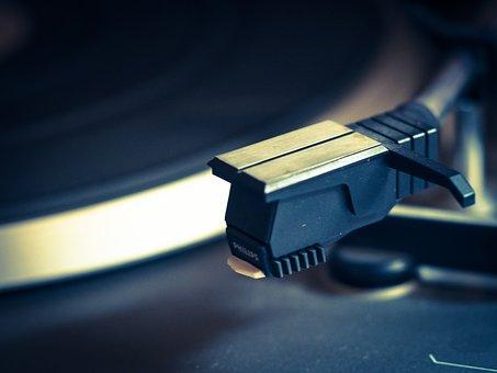 Tinge, Plate, Vinyl, Customer, Pickup, Grooves, Music