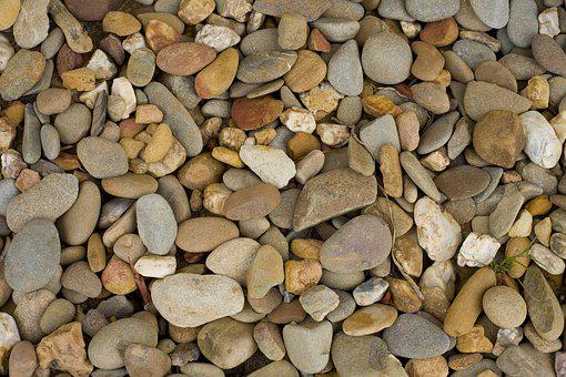 Rocks, River Rocks, Nature, Water, Landscape, Stone