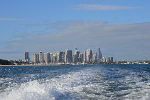 Brisbane, Gold Coast Australia, Whale Watching