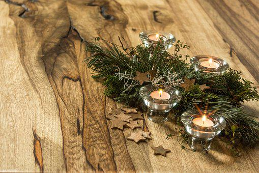Christmas, Decoration, Background, December, Advent
