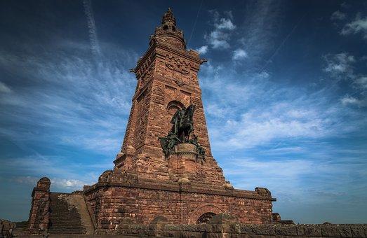 Barbarossa Memorial, Barbarossa Monument, Germany