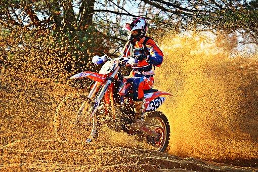 Motocross, Enduro, Motorcycle, Motorsport, Race, Sport