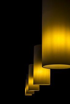 Lamp, Light, Hanging, Shining, Electricity, Energy