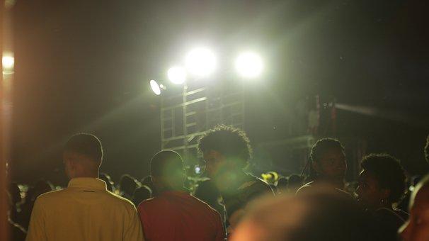 Light, Flares, Optical Flares, Concert, Worship, Flare