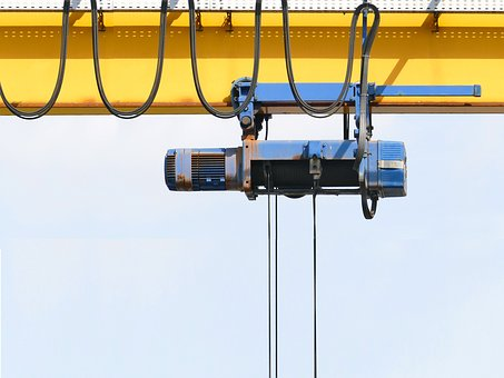 Crane, Industry, Work, Marketing Hub, Lifting Crane