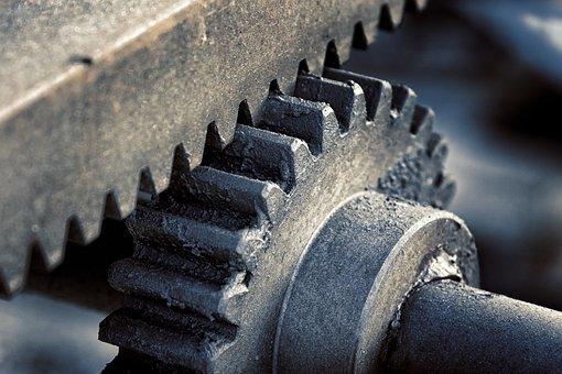 Gear, Transmission, Technology, Mechanics, Metal, Drive
