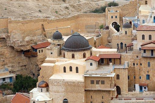 Monastery, Old Building, Jesus, Religion, Church
