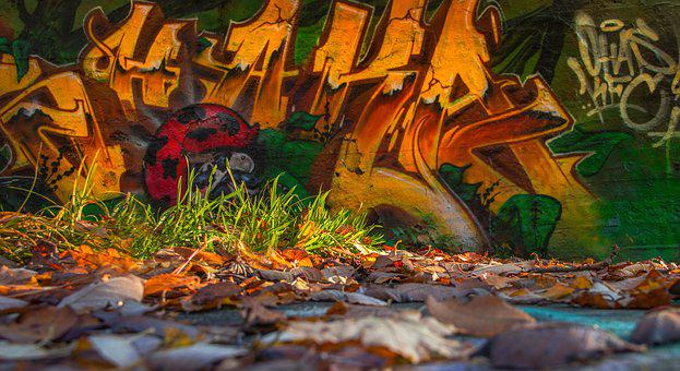 Graffiti, Sprayer, Art, Old, Lost Place, Building