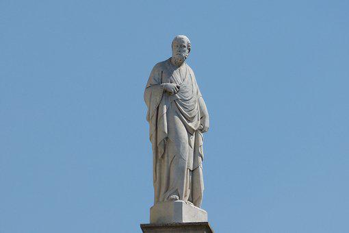 Statue, Sculpture, Ancient History, History, Nice, Old