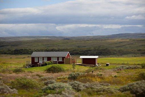 Holiday House, Iceland, Vacations, Farmer, Farm House