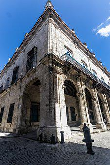 Cuba, Havana, Habana Vieja, Colonial, Architecture