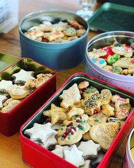 Christmas, Christmas Baking, Cookie, Christmas Time