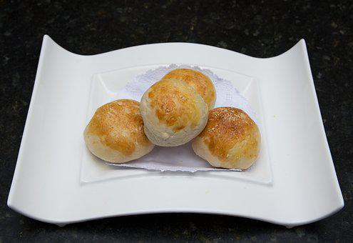 Cheese Bread, Food, Dish, Paraguay