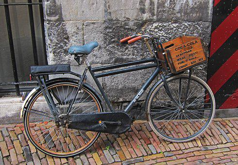 Bicycle, Europe, Netherlands, Dutch, Transportation