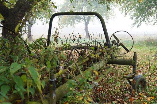 Machine, Agricultural, Agriculture, Equipment, Farm