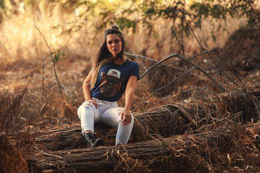 Fashion, Girl, California, T-shirt, Clothing, Model